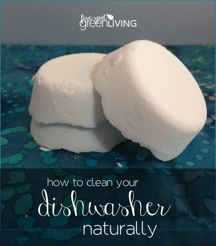 How to Clean Dishwasher Naturally with Baking Soda Bombs and Essential Oils