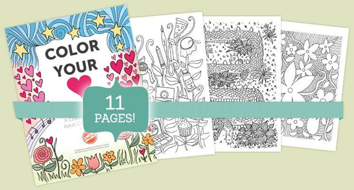 Free Coloring Pages Craftsy