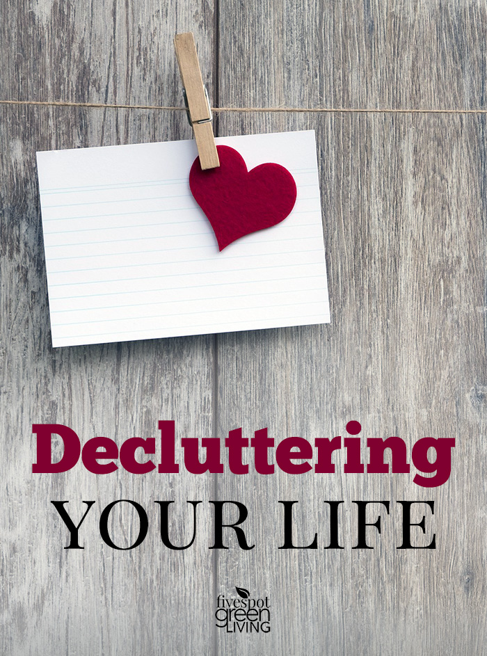6 Rules to Declutter Your Life