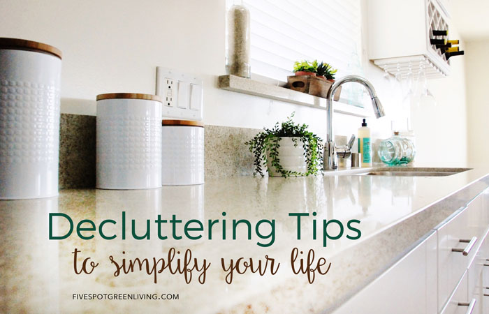10 Decluttering Tips to Use Today