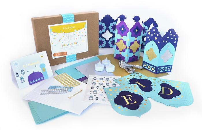 New Moon Eid Craft Box