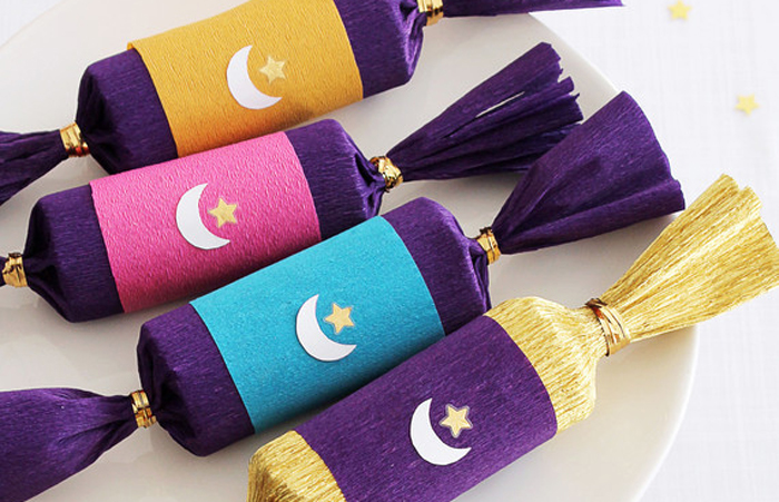 Ramadan Eid Paper Party Crackers