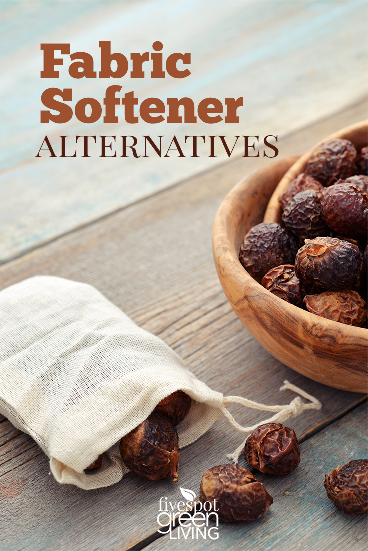 8 Better Alternatives to Fabric Softeners