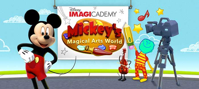 Disney Imagicademy for My Little Mousekateers Vacation Fun