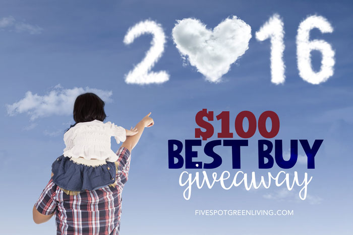 Father's Day Gifts: Win a $100 Best Buy Gift Card Giveaway