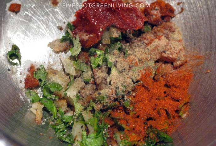 Easy Moroccan Stovetop Chicken