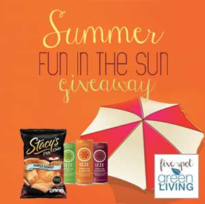 Summer Healthy Snacks Giveaway