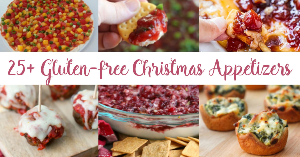 Holiday Gluten-Free Healthy Appetizers for Christmas and Thanksgiving