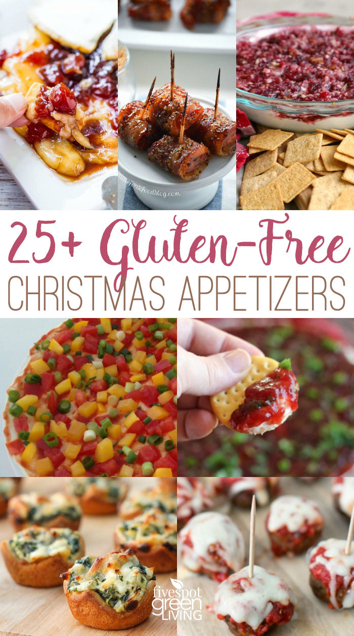 Holiday Gluten-Free Healthy Appetizers