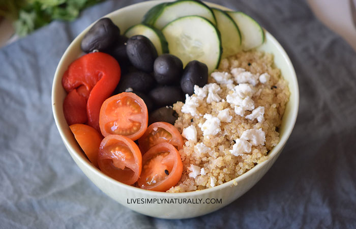 blog-greek-quinoa-salad-1 Greek Quinoa Salad Recipe