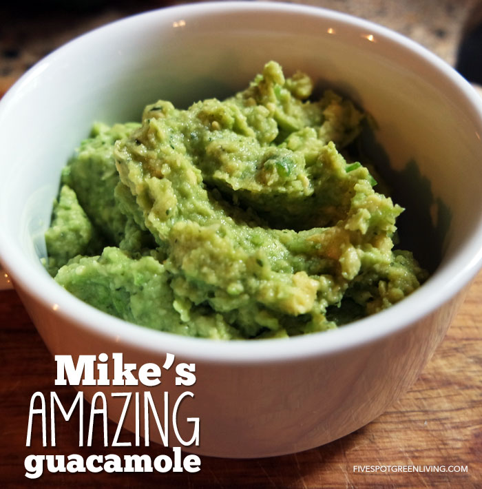Mikes Amazing Guacamole Recipe