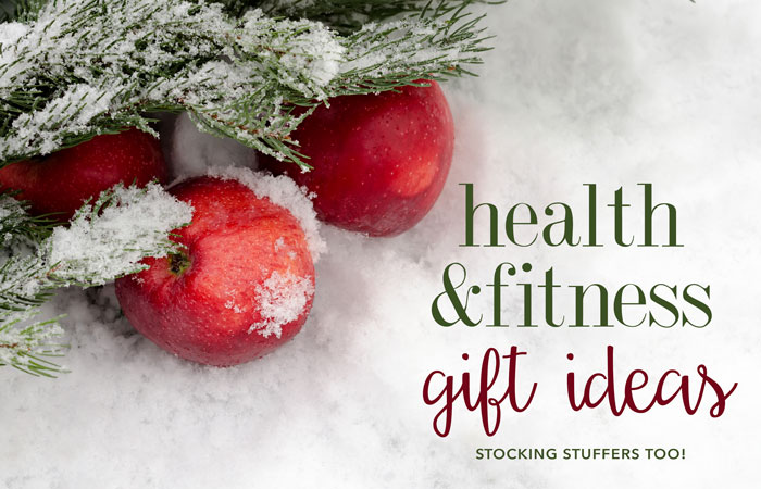Health and Fitness Gift Ideas for Stocking Stuffers