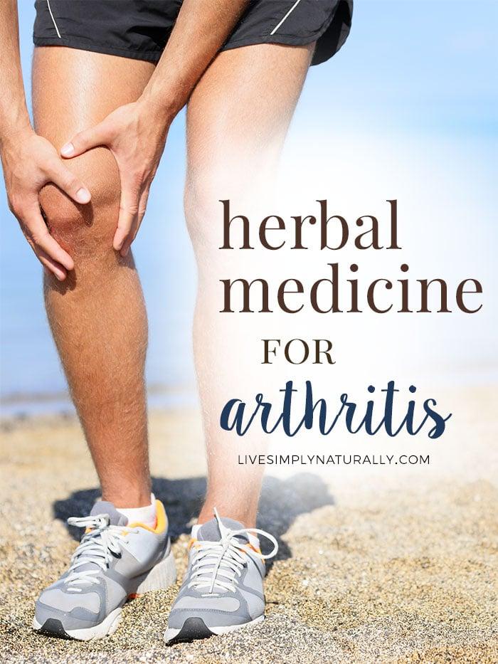 Herbal Medicine for Arthritis Treatment