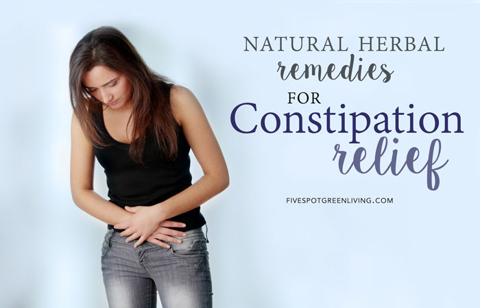 Natural Herbal Remedies for Constipation Relief