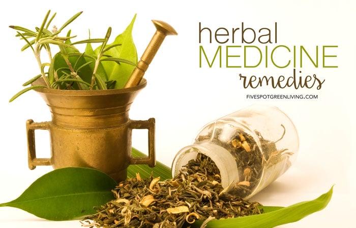 Herbal Medicine Remedies