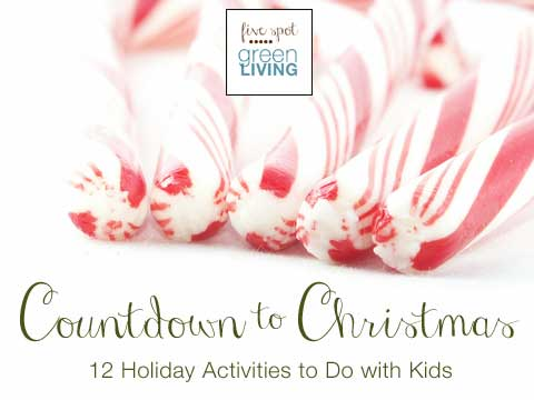 Countdown to Christmas: 12 Festive Holiday Activities for Kids