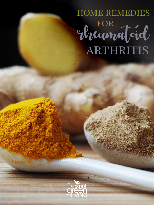 Turmeric and boswellia for rheumatoid arthritis treatment