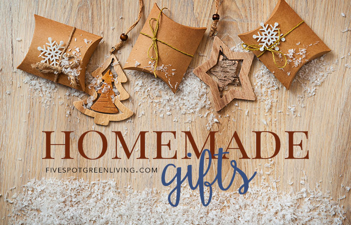 DIY Homemade Christmas Gift Ideas, Printables and Activities