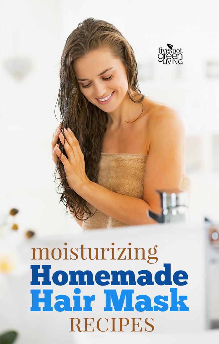 4 Homemade Hair Mask Recipes for Moisture