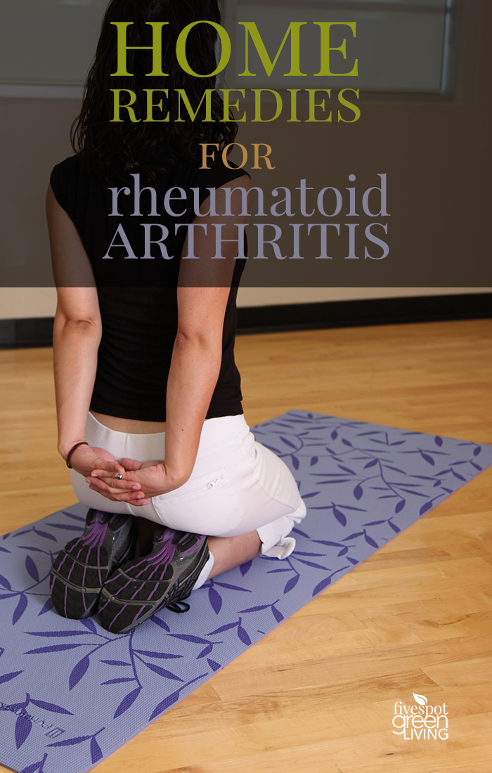 Natural Indian Home Remedies for Rheumatoid Arthritis Sufferers