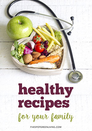 healthy recipes for your family