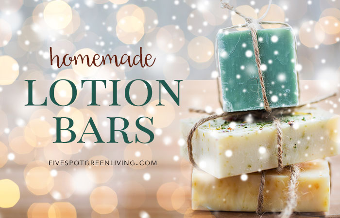 Homemade Lotion Bars