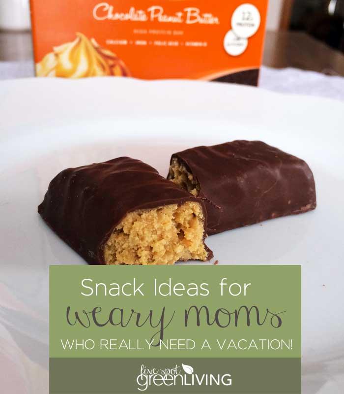 Winter Snack Ideas for Weary Moms