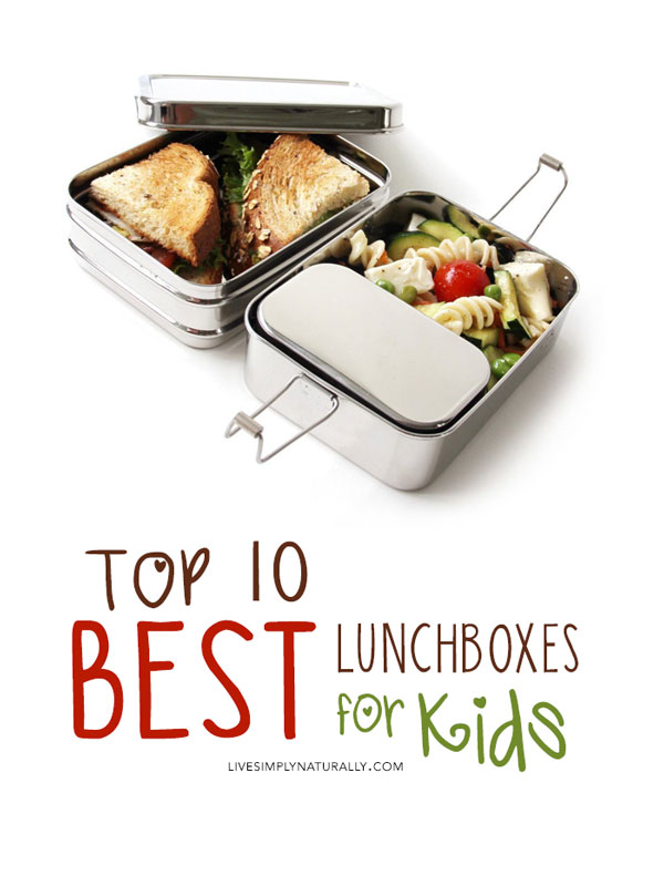 Top 10 Lunch Boxes for Healthy Kids