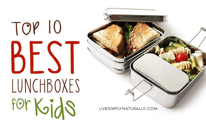 Top 10 Best Lunch Boxes for Kids
