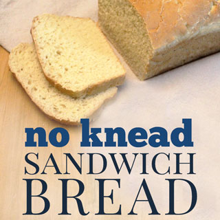 Homemade bread is healthier and you can make this bread while you are making dinner. Try this no knead bread recipe for your sandwiches this week!
