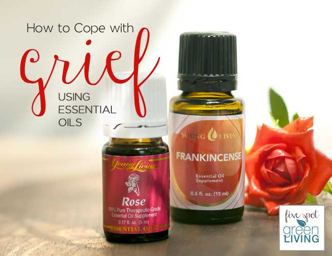 Using Rose Essential oils for grief