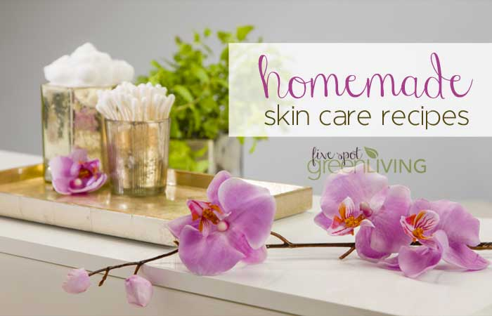 Homemade Skin Care Recipes with Essential Oils