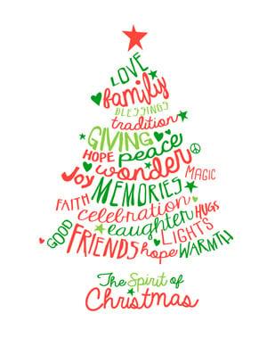 Christmas Tree Printable