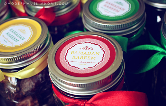 Ramadan Date Jars