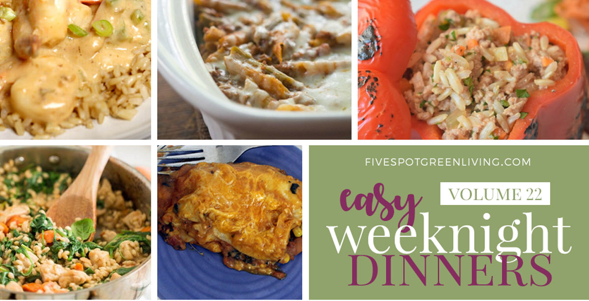 Easy Weeknight Dinners Volume 23