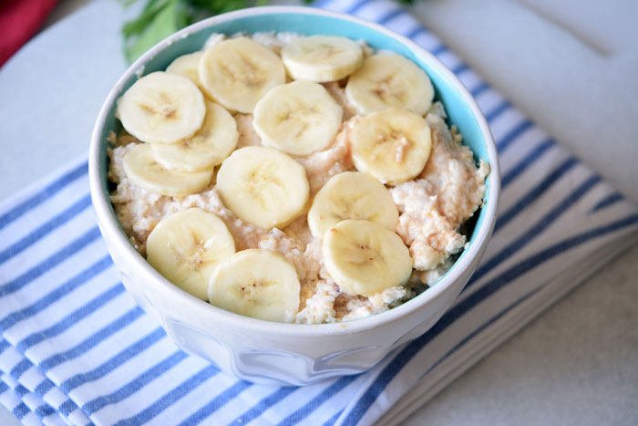 Banana Oatmeal Recipe