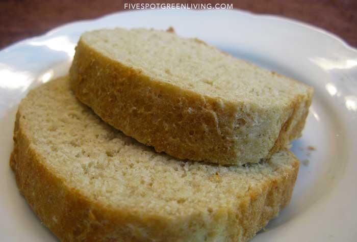 Oatmeal Honey Homemade Bread