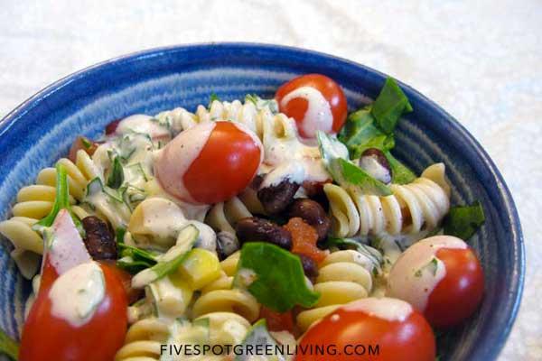 Santa Fe Southwestern Pasta Salad
