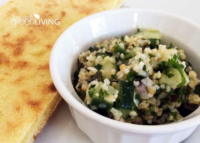 Tabbouleh Recipe with Couscous