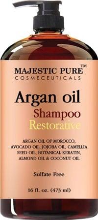 Sulfate Free Shampoo Majestic Pure