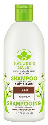 Sulfate Free Shampoo Natures Gate