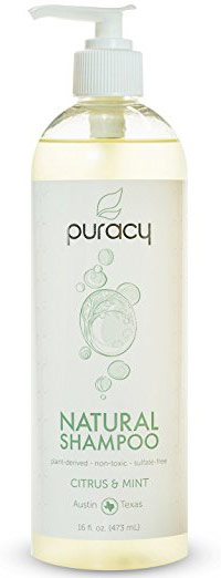 Sulfate Free Shampoo Puracy