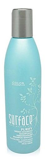 Sulfate Free Shampoo Surface