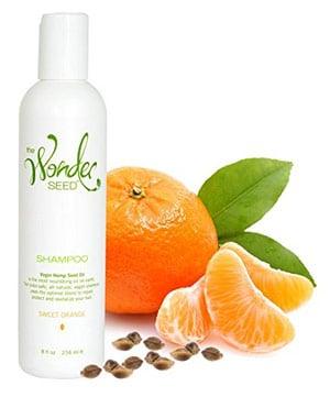 Sulfate Free Shampoo Wonder Seed Hemp