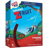 CLIF Kid ZFruit Organic Fruit Snack