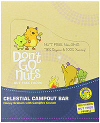 Don't Go Nuts Nut-Free Organic Snack Bars