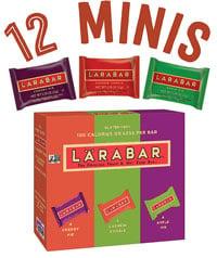 Larabar Minis Gluten Free Snack Bars