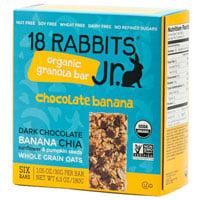 18 Rabbits Jr. Organic Gluten Free Granola Bar