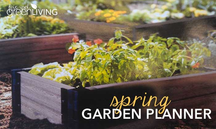 Spring Garden Planner