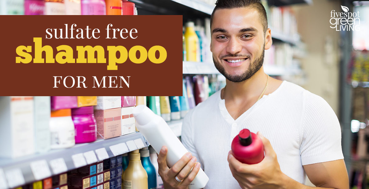 The Best Sulfate Free Shampoo for Men